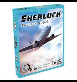 Geek Attitude Games Sherlock (Q System) - Dernier appel [français]
