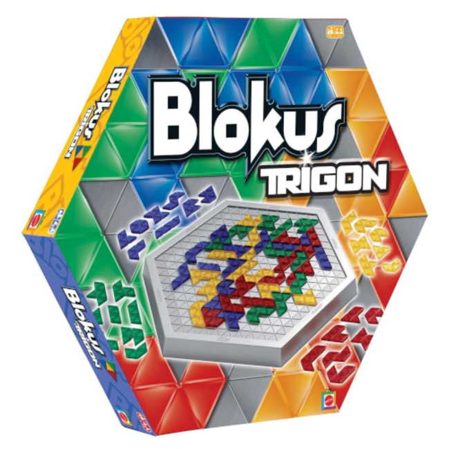 Mattel Games Blokus - Trigon [Multi]