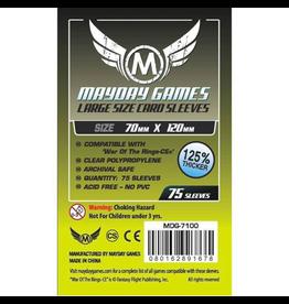 Mayday Games Protecteurs de cartes (70mm x 120mm) - Paquet de 75 [MDG-7100]