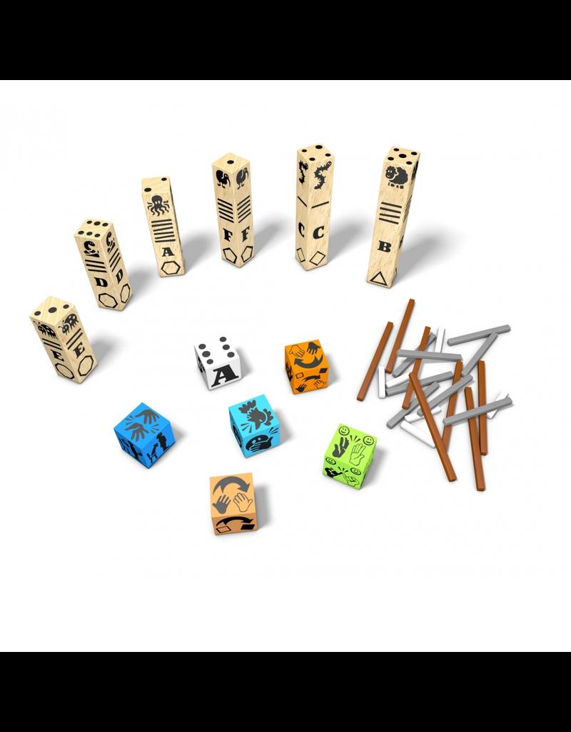 Zoch Zum Spielen Vollpfosten [multilingue]