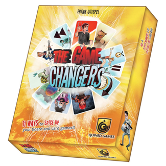 Quined Games Game Changers (the) [Multi]