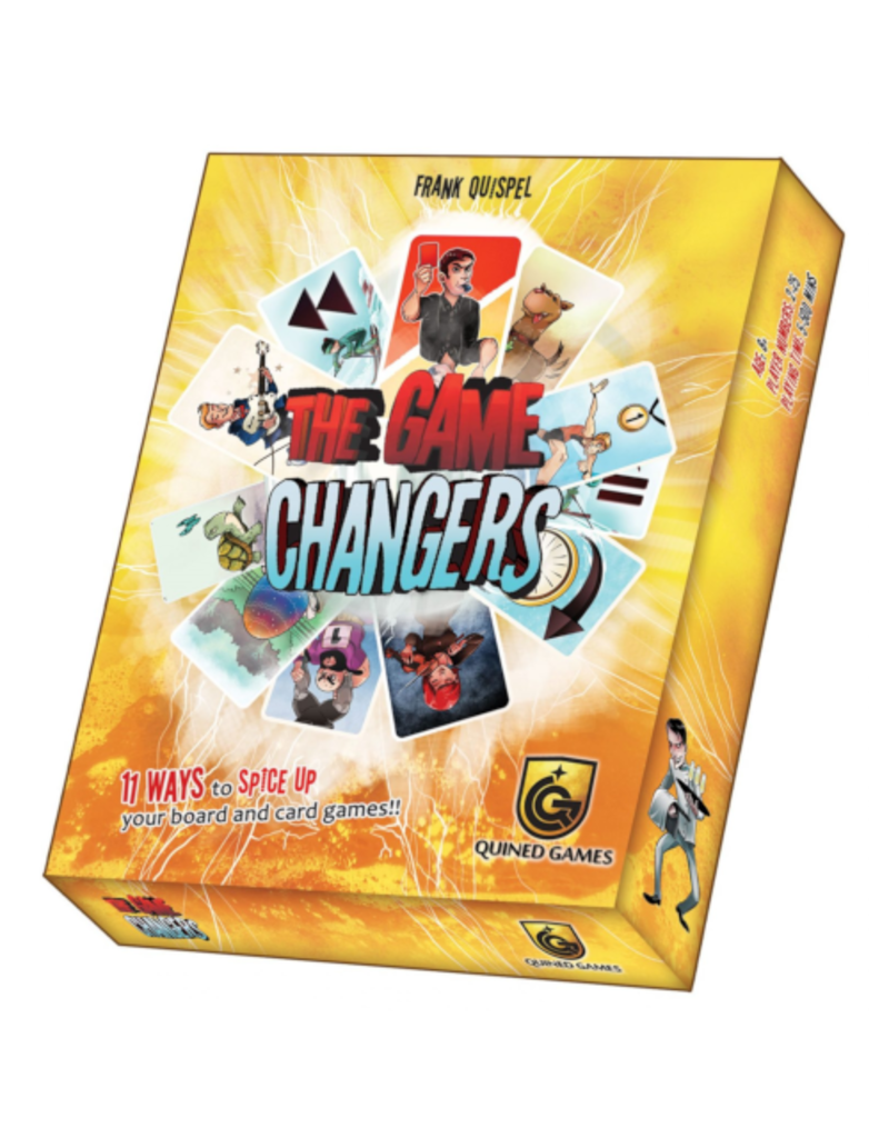 Quined Games Game Changers (the) [multilingue]