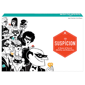 Wonder Forge Suspicion [English]