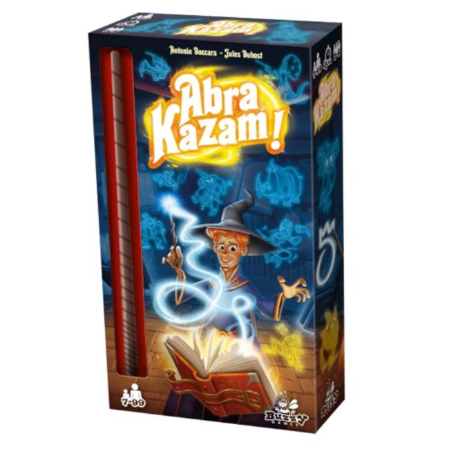 Buzzy Games Abra Kazam ! [French]