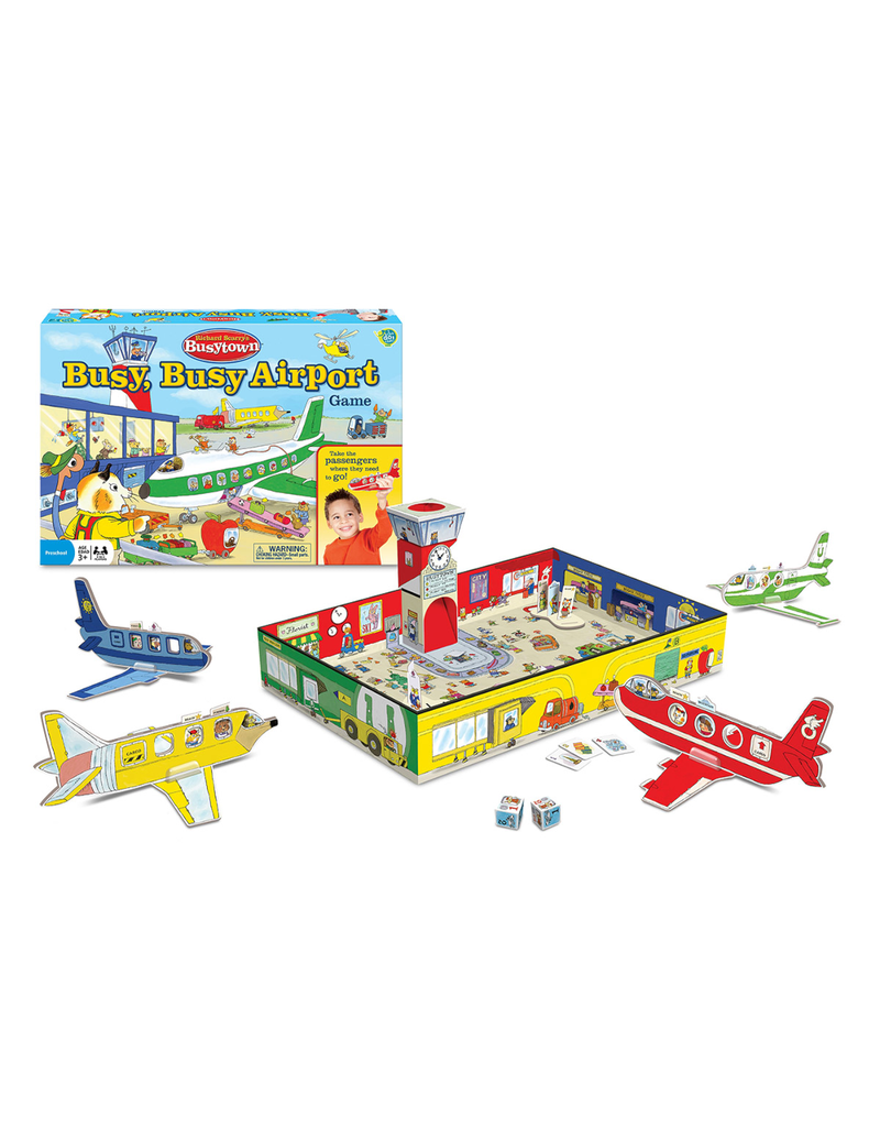 Ravensburger Busy, Busy Airport [anglais]