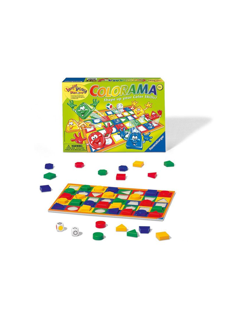 Ravensburger Colorama [anglais]