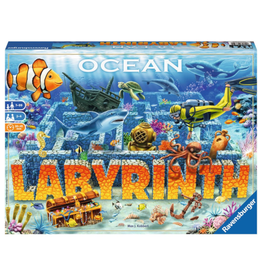Ravensburger Labyrinth - Océan [multilingue]