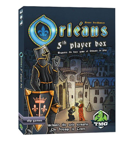 Tasty Minstrel Games Orléans : 5th player box [anglais]