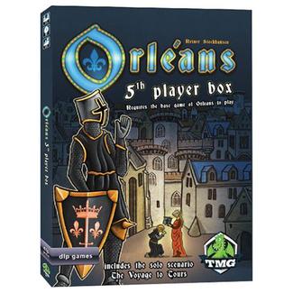 Tasty Minstrel Games Orléans : 5th player box [English]