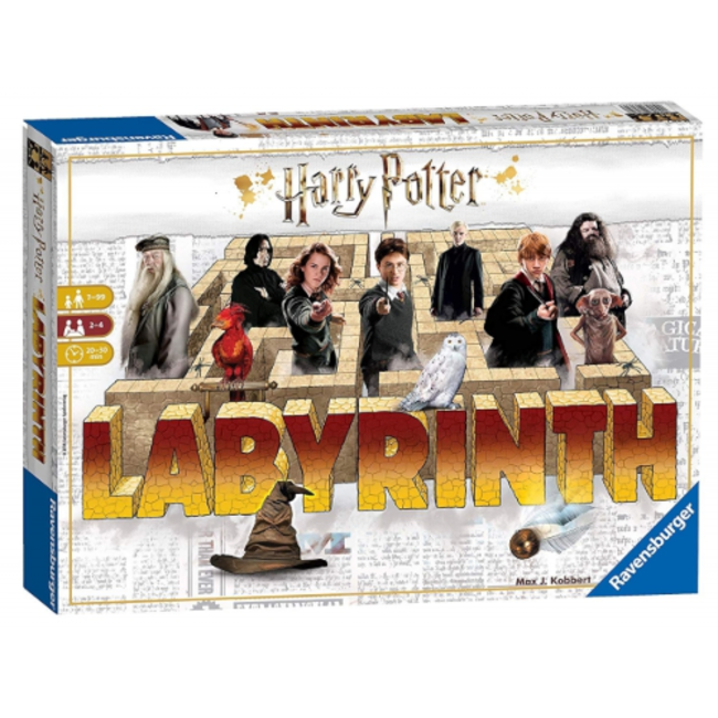 Ravensburger Labyrinth - Harry Potter [Multi]