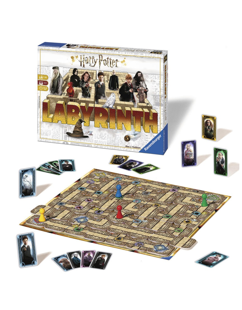 Ravensburger Labyrinth - Harry Potter [multilingue]