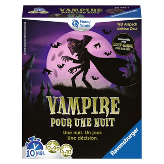 Ravensburger Vampire pour une nuit [French]