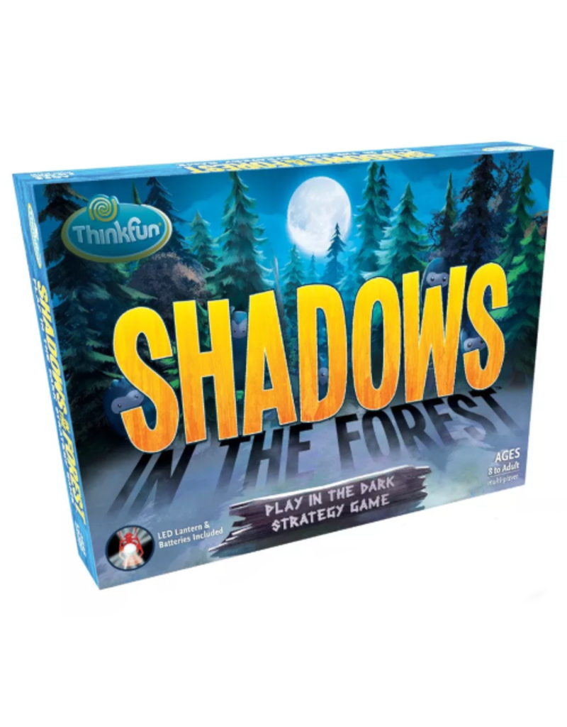Ravensburger Shadows in the Forest [multilingue]