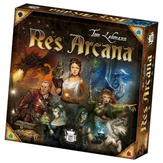 Sand Castle Games Res Arcana [français]