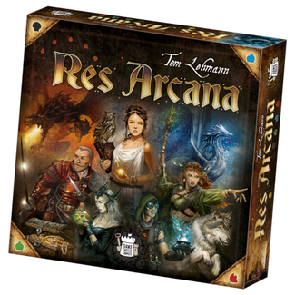 Sand Castle Games Res Arcana [French]