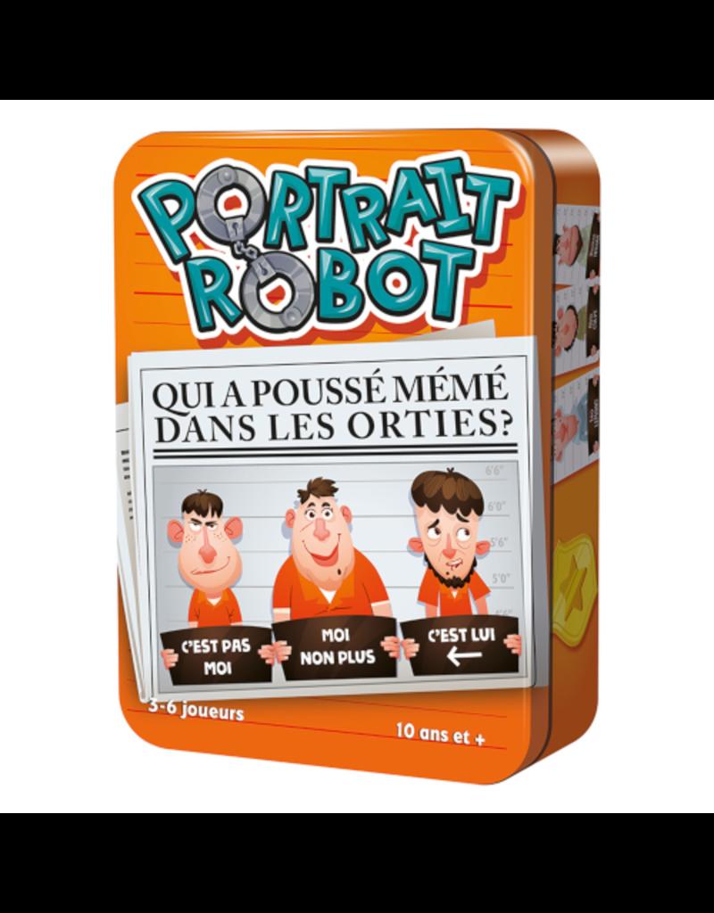 Cocktail Games Portrait Robot [français]