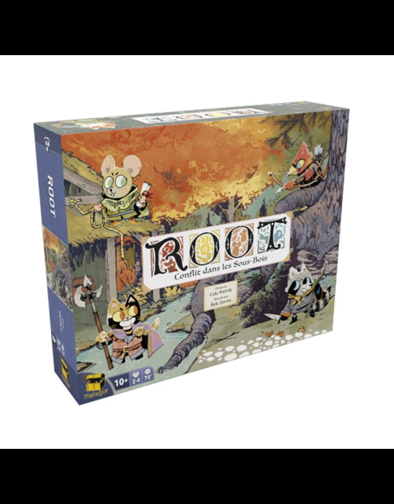 Matagot Root (+ extension La Rivière) [français]