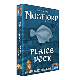 Lookout Games Nusfjord : Plaice Deck Expansion [anglais]