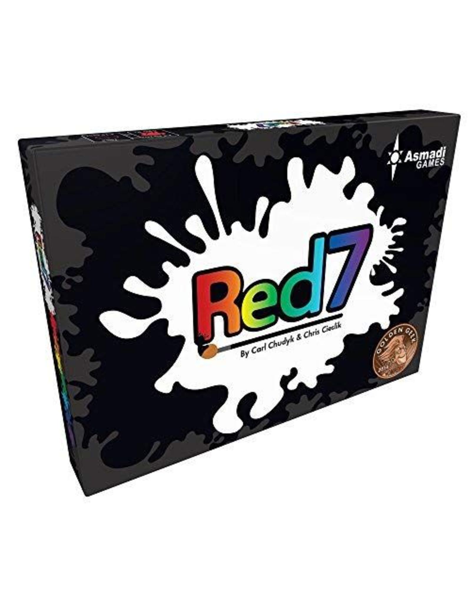 Asmadi Games Red7 [anglais]