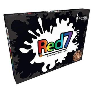 Asmadi Games Red7 [anglais]