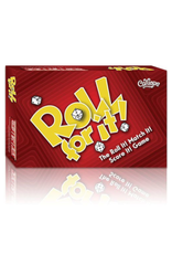 Calliope Games Roll for it! - Red Edition [anglais]