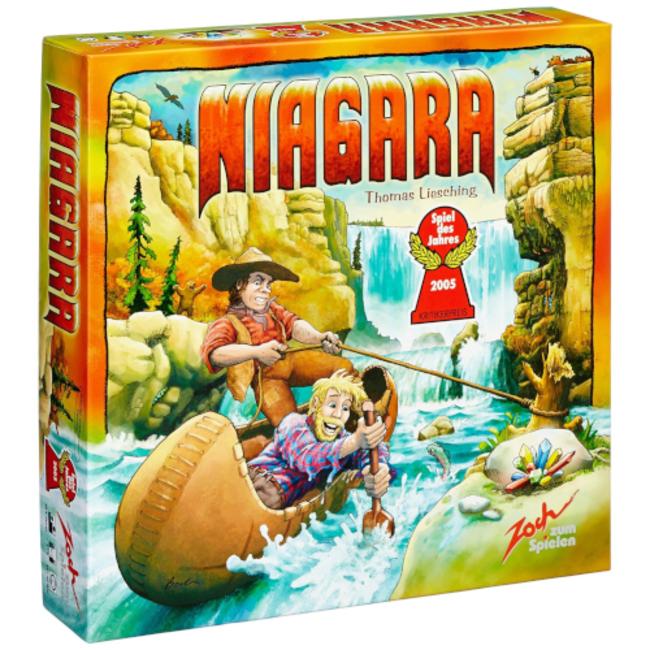 Zoch Zum Spielen Niagara [English]