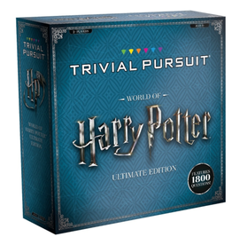 USAopoly Trivial Pursuit - World of Harry Potter - Ultimate Edition [anglais]