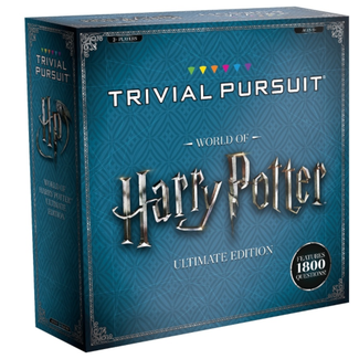 USAopoly Trivial Pursuit - World of Harry Potter - Ultimate Edition [English]