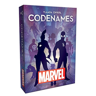 USAopoly Codenames - Marvel [anglais]