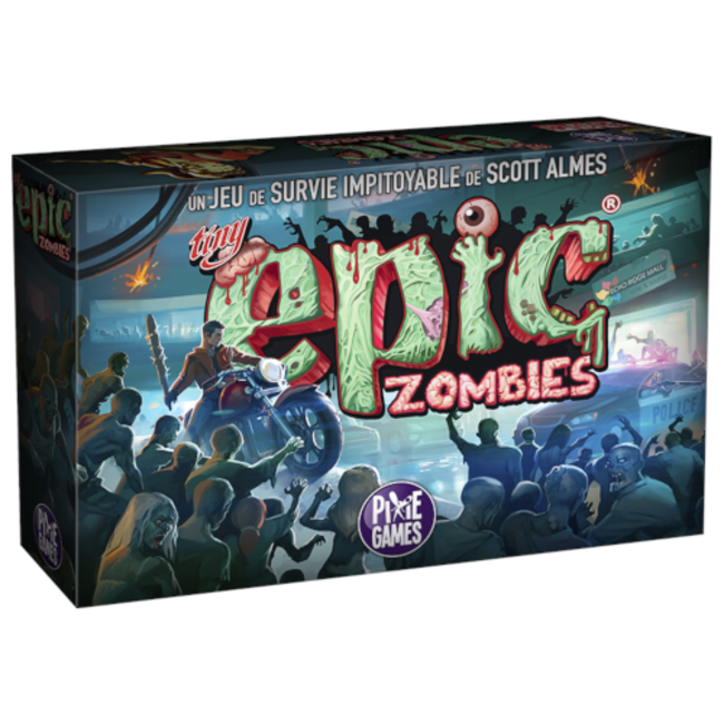 Pixie Games Tiny Epic - Zombies [French]