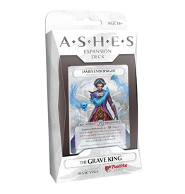 Plaid Hat Games Ashes : The Grave King [anglais]