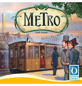 Queen Games Metro [anglais]