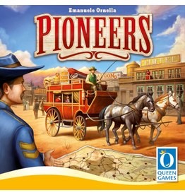 Queen Games Pioneers [multilingue]