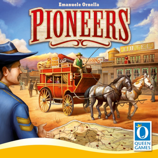 Queen Games Pioneers [Multi]