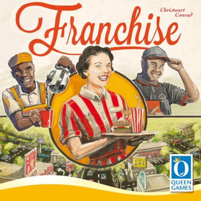 Queen Games Franchise [multilingue]