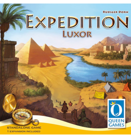 Queen Games Expedition Luxor [multilingue]