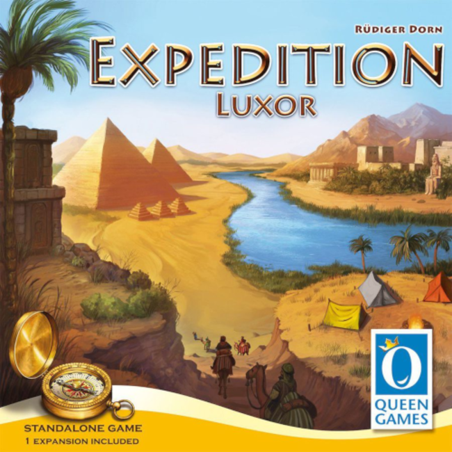 Queen Games Expedition Luxor [Multi]