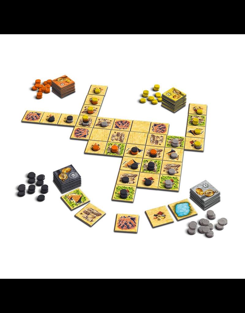 Queen Games Expedition Luxor [multilingue]