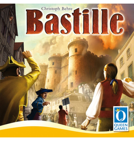 Queen Games Bastille [multilingue]