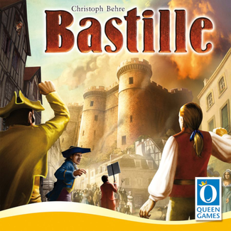 Queen Games Bastille [multilingue]
