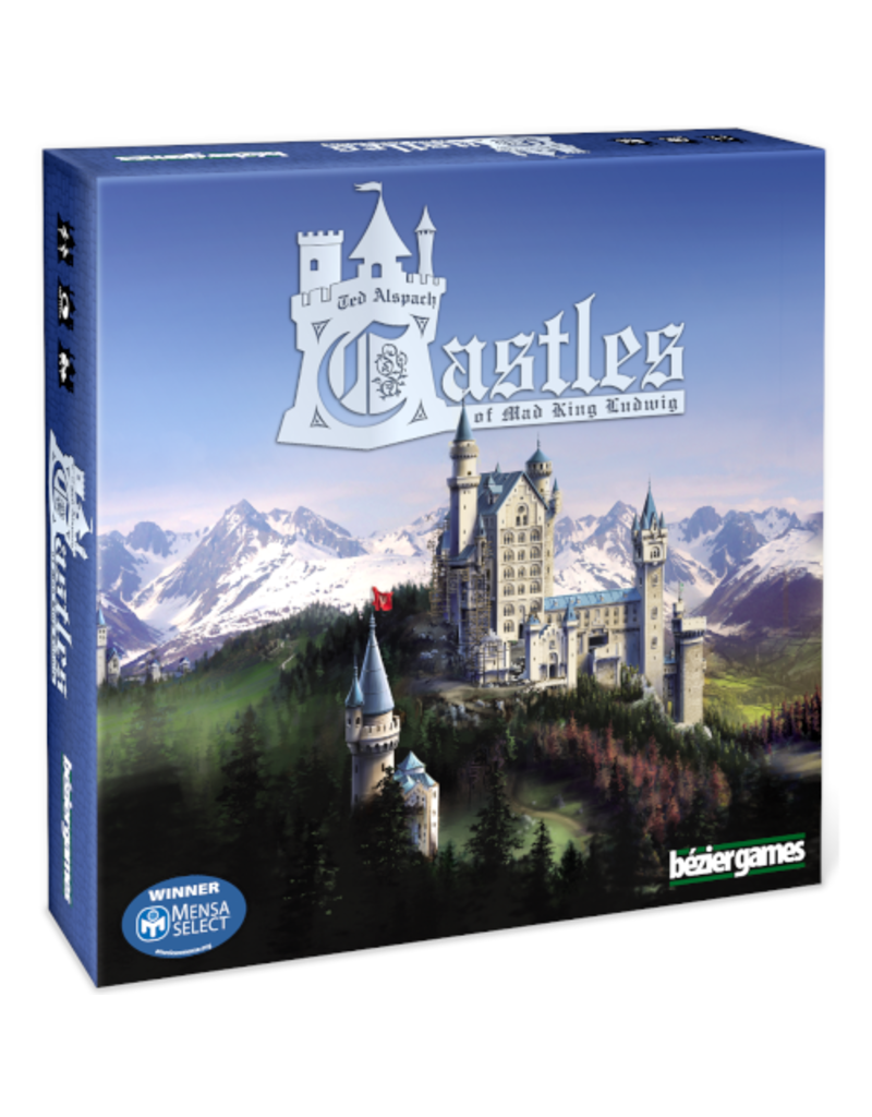 Bézier Games Castles of Mad King Ludwig [anglais]