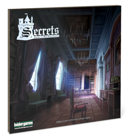 Bézier Games Castles of Mad King Ludwig : Secrets [anglais]