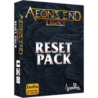 Action Phase Games Aeon's End - Legacy : Reset Pack [English]