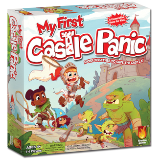 Fireside Games My First Castle Panic [English]