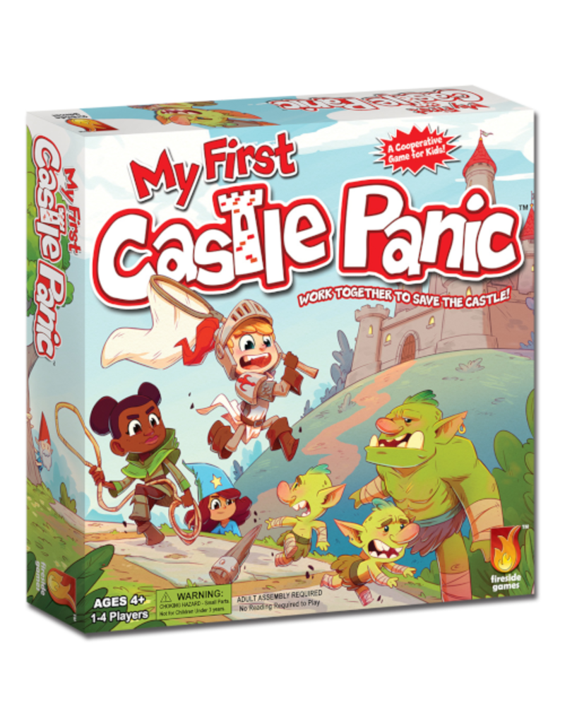 Fireside Games My First Castle Panic [anglais]