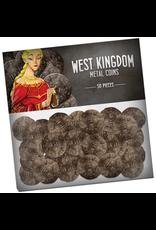 Pixie Games Architectes du Royaume de l'ouest - Pièces de métal
