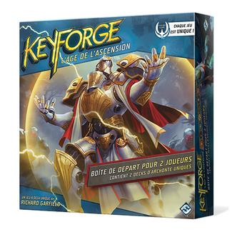 Fantasy Flight Games Keyforge - L'Âge de l'Ascension [French]