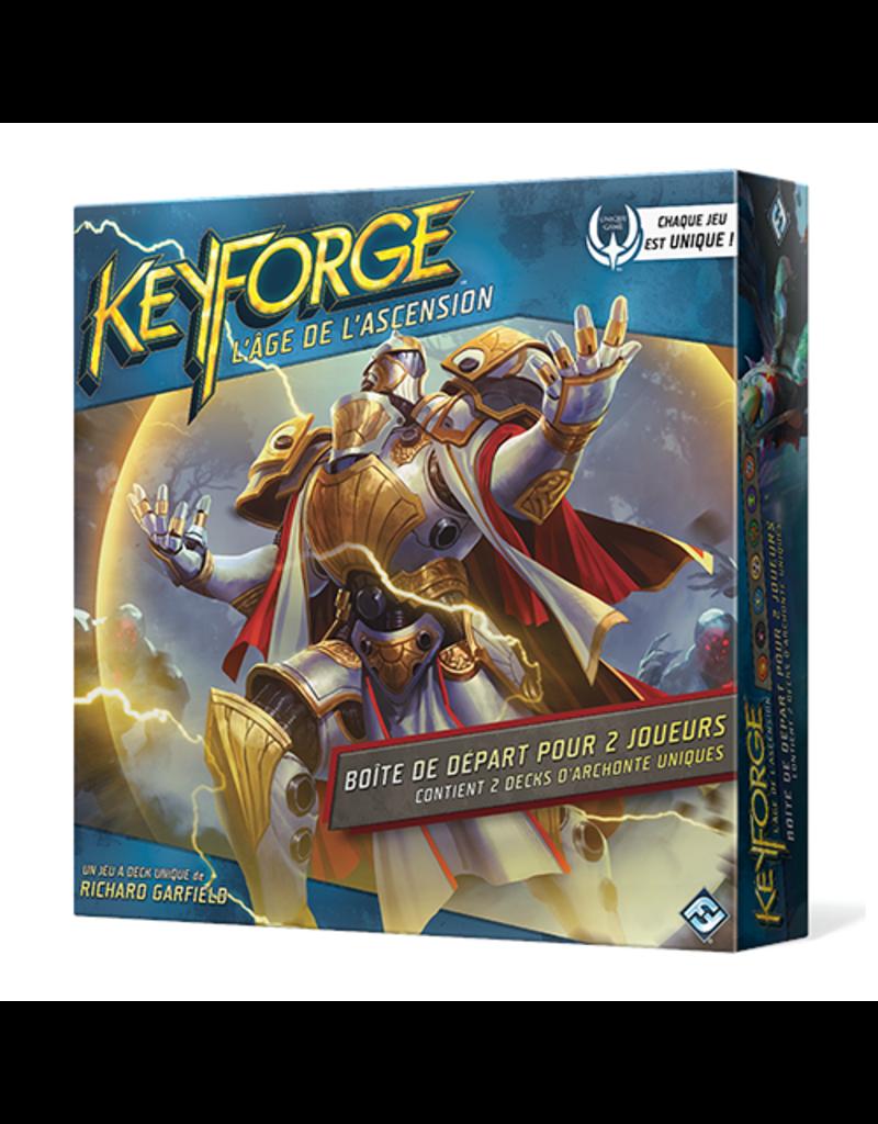 Fantasy Flight Games Keyforge - L'Âge de l'Ascension [français]