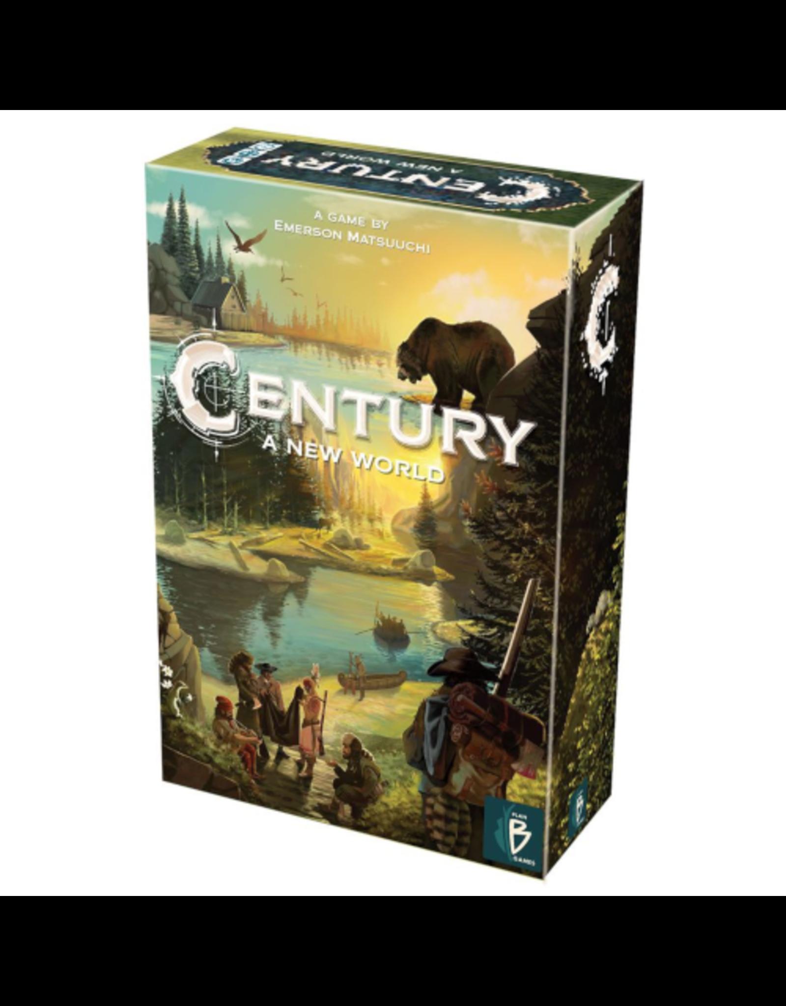 Plan B Century - Un nouveau monde (A New World) [multilingue]