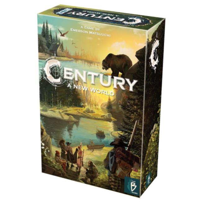 Plan B Century - Un nouveau monde [multilingue]